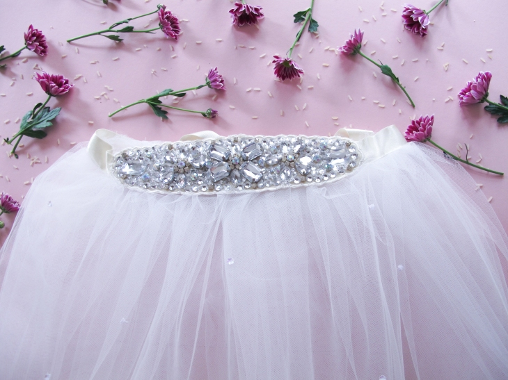 DIY // Comment réaliser un tutu de mariée // How to make a wedding tutu // A Cardboard Dream Blog