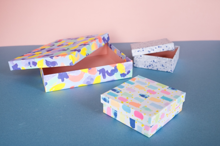 DIY // Fabriquer des jolies boîtes // How to make cute boxes // A Cardboard Dream blog